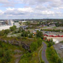 Centrale biomasse Montreal Canada